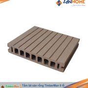 Sàn gỗ Timberman 9 lỗ
