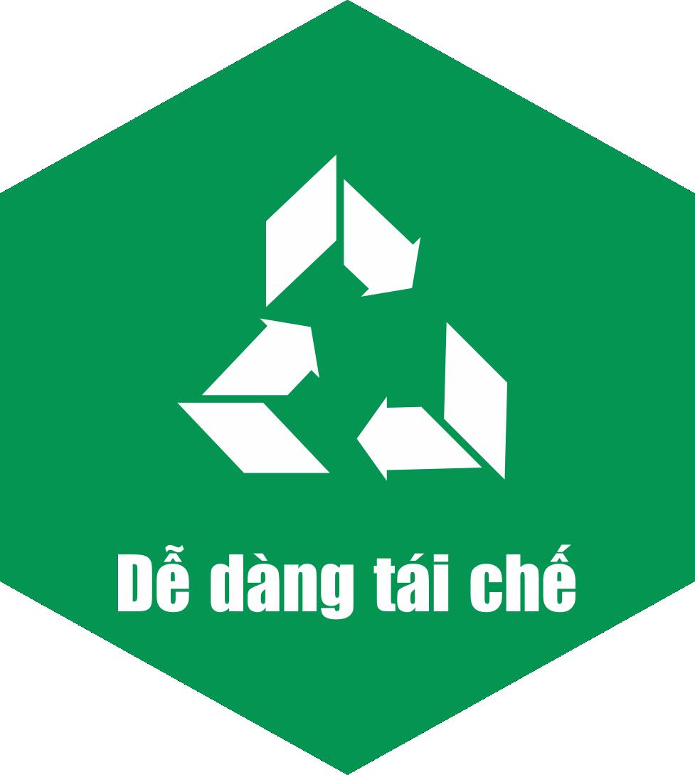 Gỗ nhựa timberman dễ dàng tái chế
