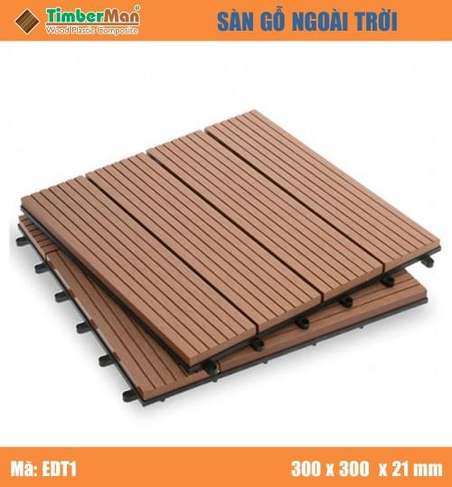 Vỉ gạch gỗ EDT1
