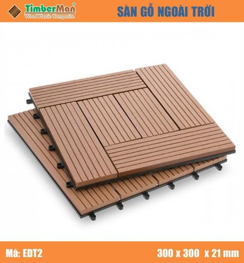 Vỉ gạch gỗ EDT2