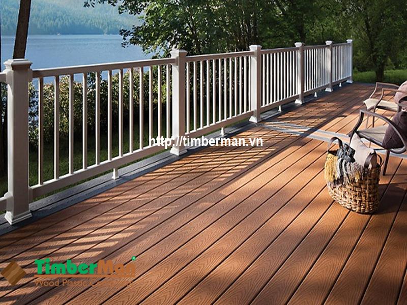 Sàn gỗ ngoài trơi được cung cấp bởi JANHOME