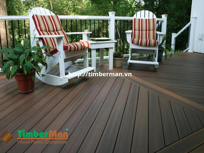 Hình ảnh sàn gỗ ngoài trời đẹp